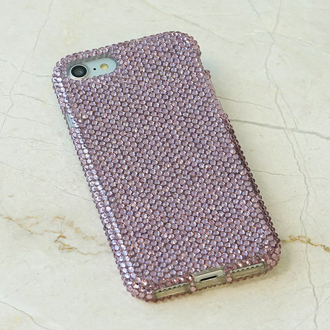 Lavender Crystals iphone 7 case