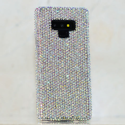 AB crystals Samsung Note 9 case