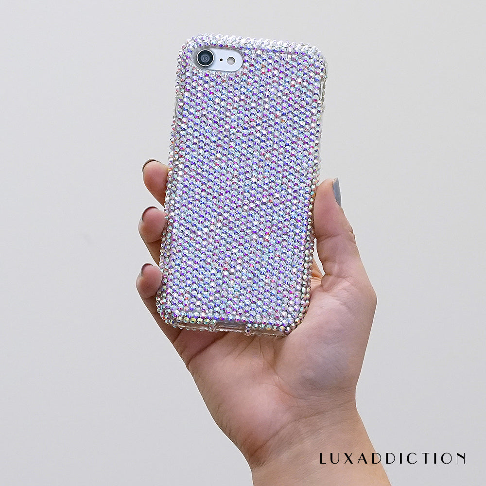 AB crystals iphone 7 / 8 case