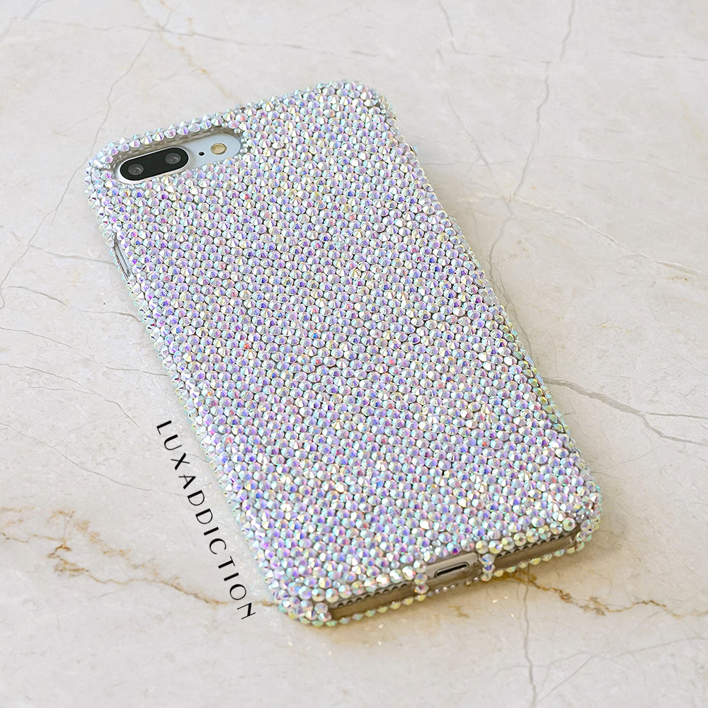 ab crystals iphone 7 / 8 plus case