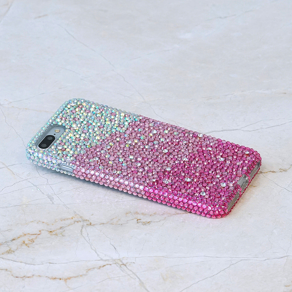 bling iphone X / 7 / 8 Plus case