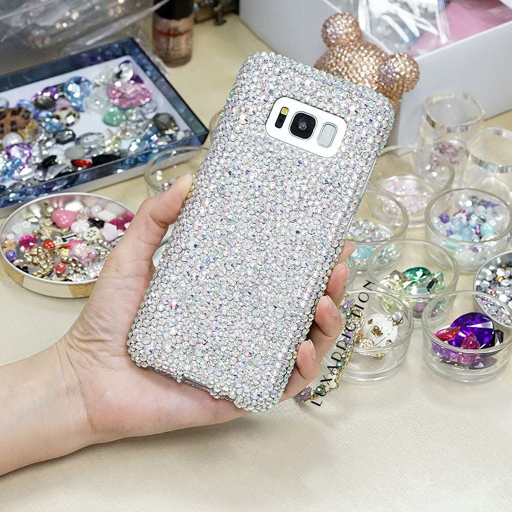 bling crystals Samsung Galaxy S8 Plus case