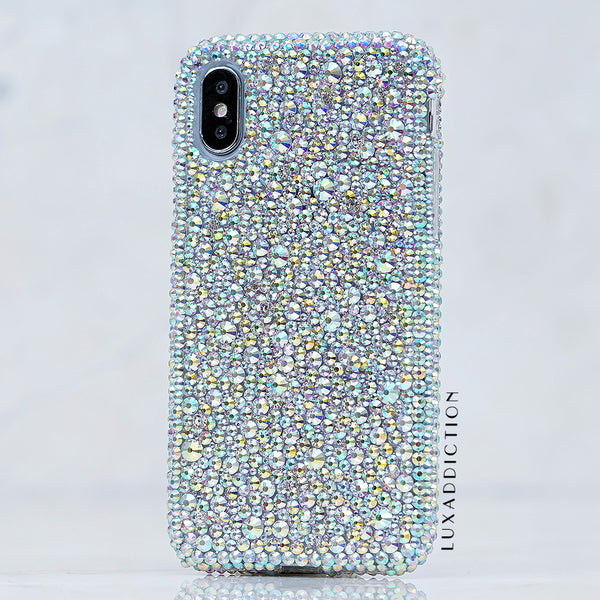 bling cases handmade with crystals from swarovski luxaddiction com