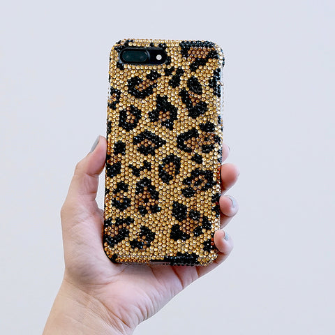 Leopard iPhone X / 7 / 8 Plus case