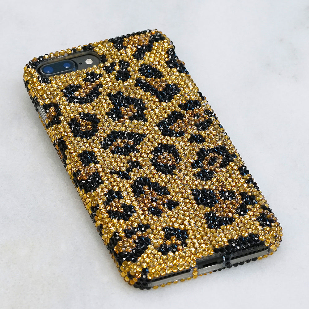 classic fit 4d053 f19dd Leopard Crystals Design (style 921)