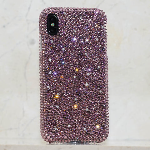 LAVENDER CRYSTALS iphone xs max case