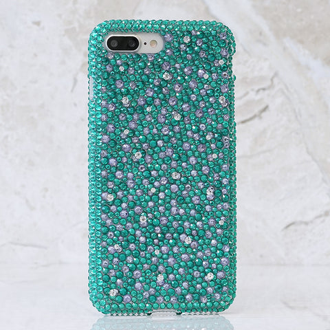 TURQUOISE iphone 8 plus case