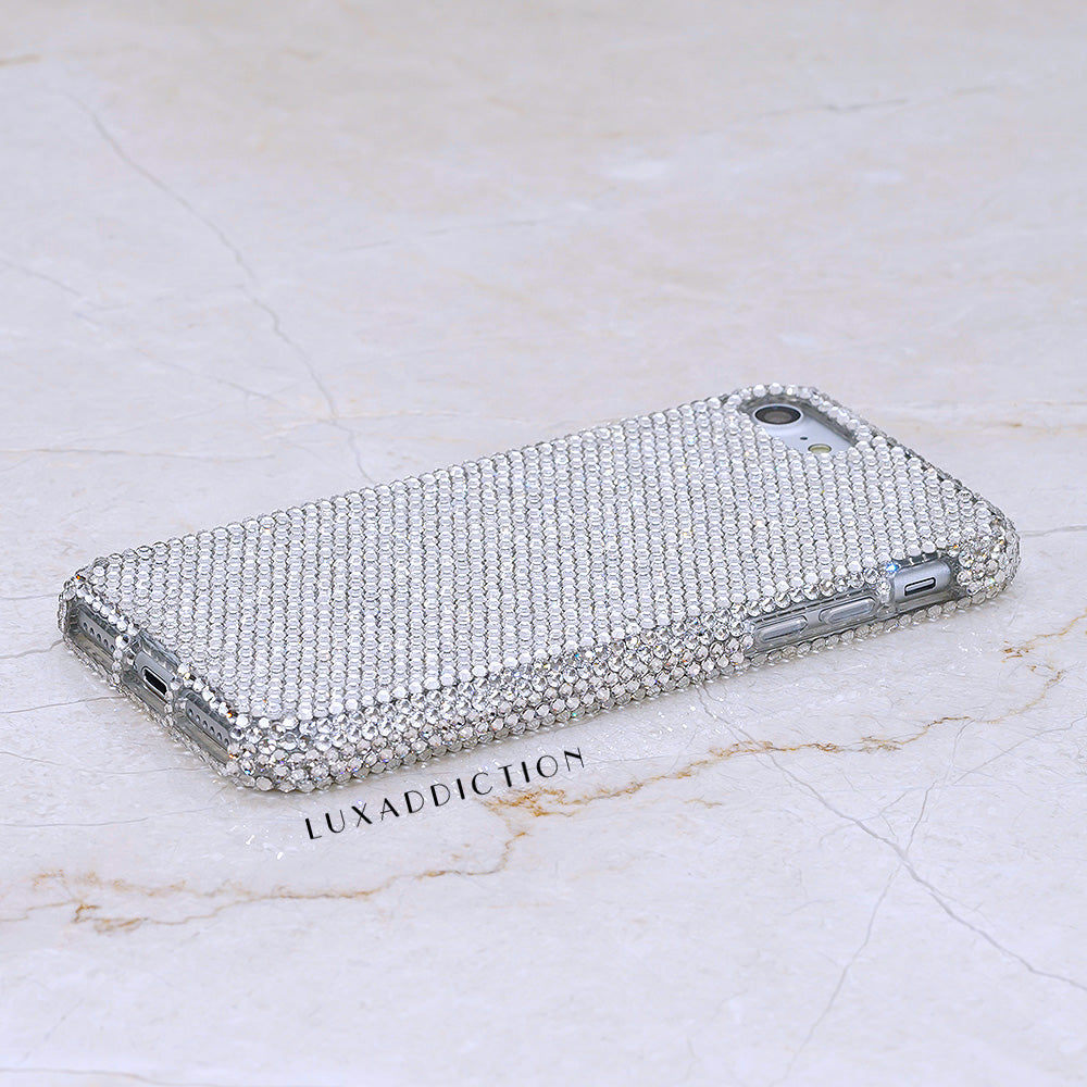 Genuine Clear Crystals case for iphone 7, iphone 8