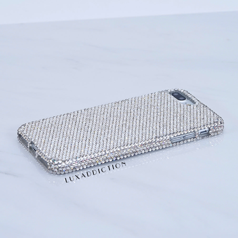 Genuine Clear Crystals case for iphone 7 plus, iphone 8 plus