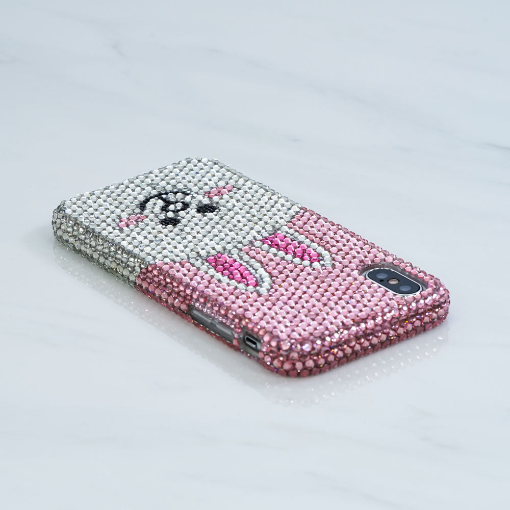 Line Rabbit iPhone Xs max case
