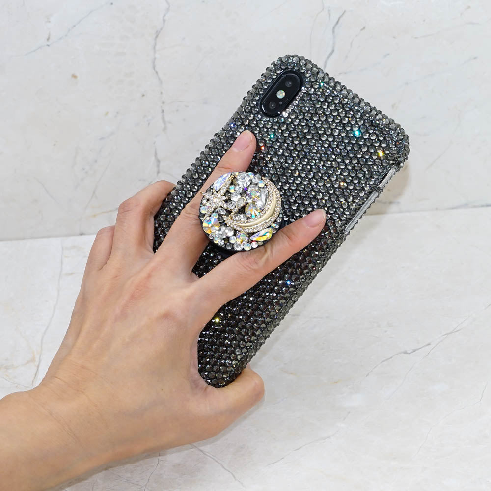 bling phone grip