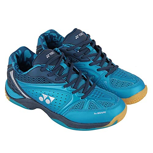 Yonex Super Ace Light Badminton Shoe Blue UK 10