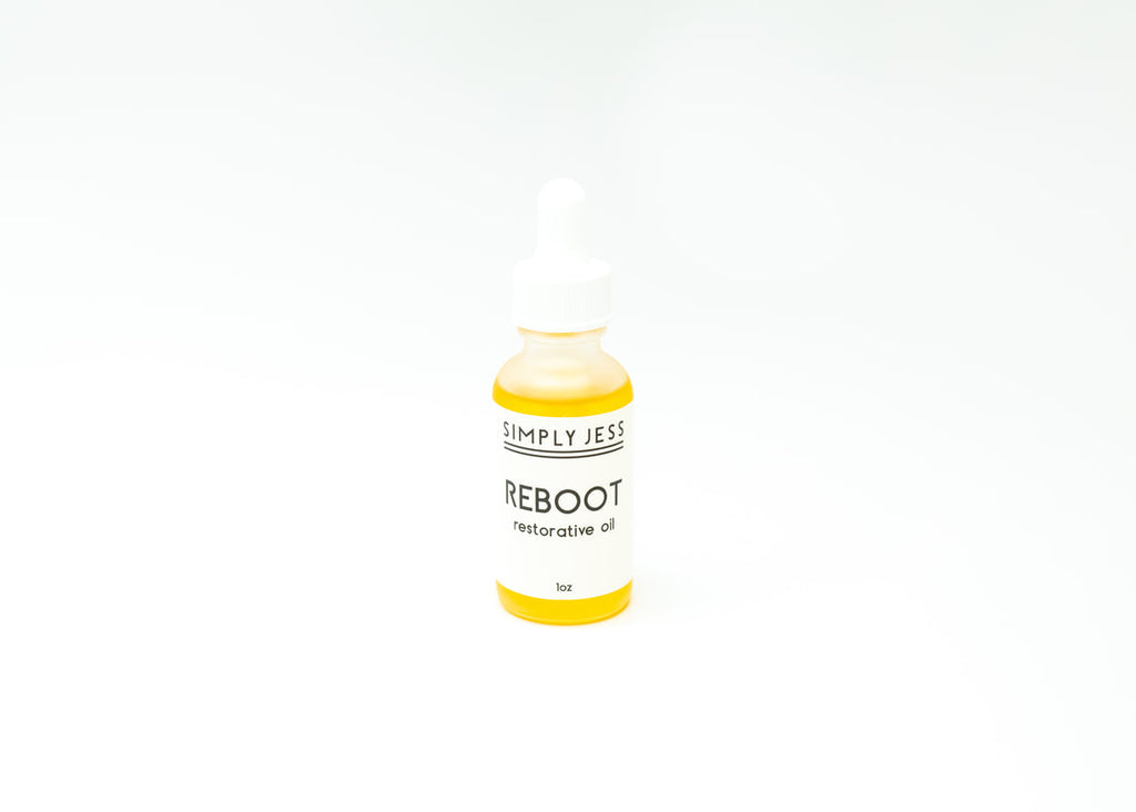 REBOOT with Rosehip Seed Oil!