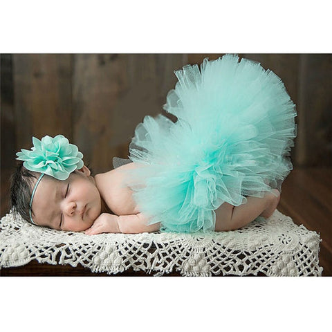 Newborn Baby Girl Photography Props
