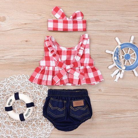 Baby & Toddler Girl Outfit