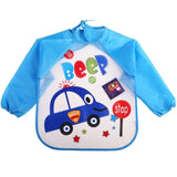 Baby Long Sleeve Waterproof Bib