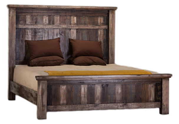 Driftwood Bed