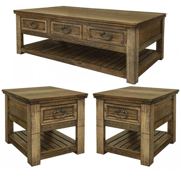Riverwalk Coffee Table Set