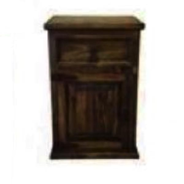 Lodge Nightstand