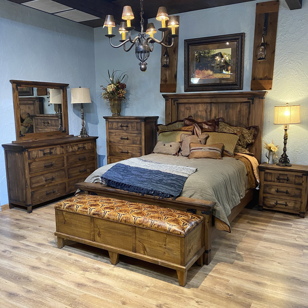Travis Bedroom Set