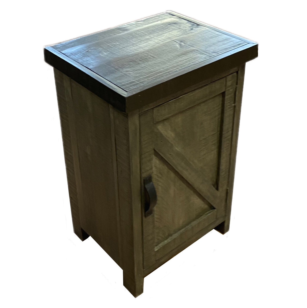 Weathered Farmhouse Nightstand