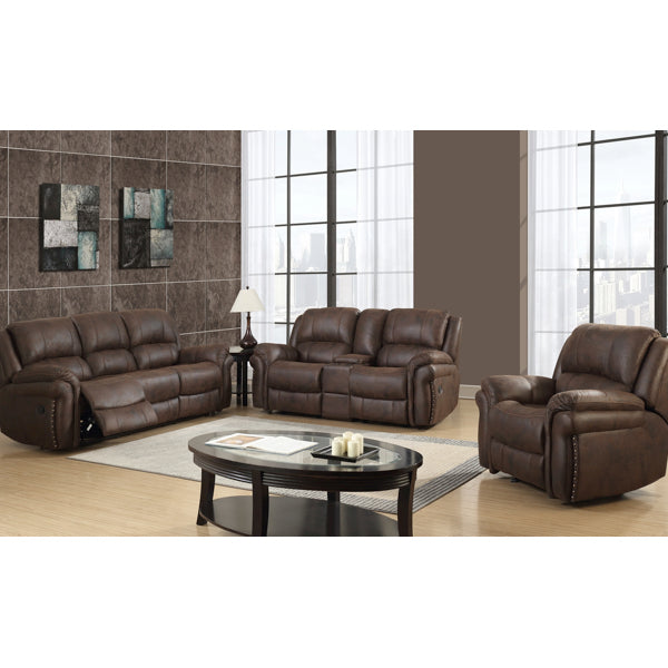 Chocolate Sofa Set