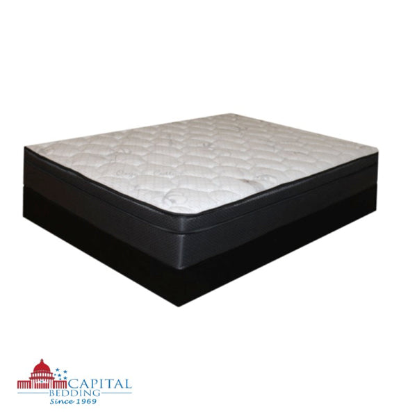 Eden Eurotop Mattress Set