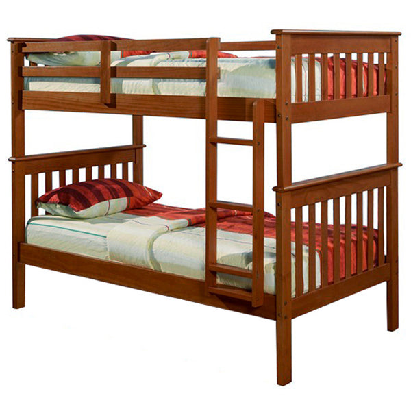 Light Mission Twin/Twin Bunkbed