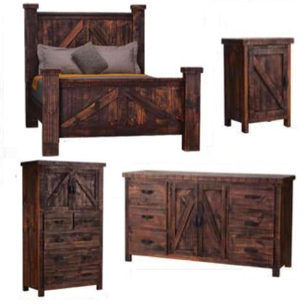 Ranch Bedroom Set