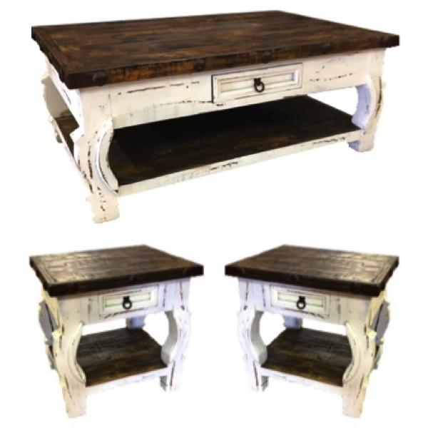 Shenandoah Coffee Table Set