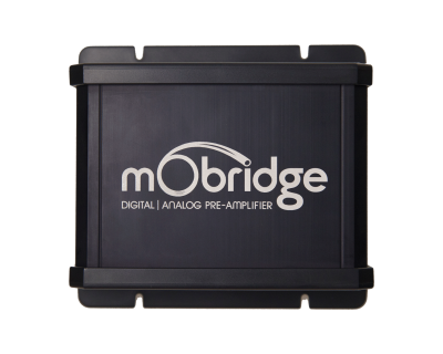 mObridge DA1 Digital Pre-Amp MOST