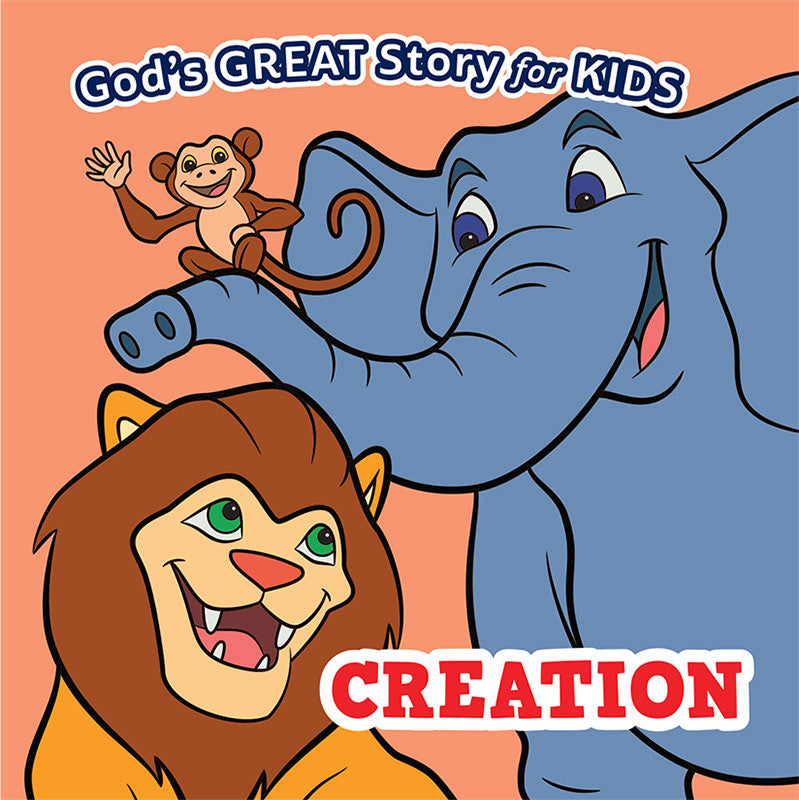 God's Great Story for Kids: Creation (CD)