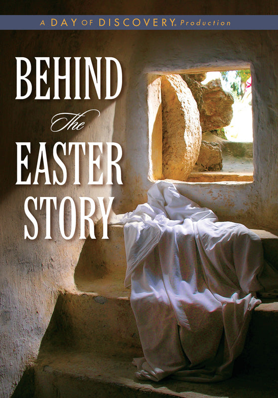 Behind the Easter Story (DVD)