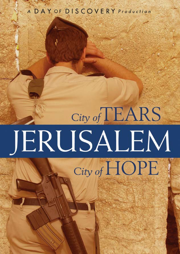 Jerusalem: City of Tears, City of Hope (DVD)