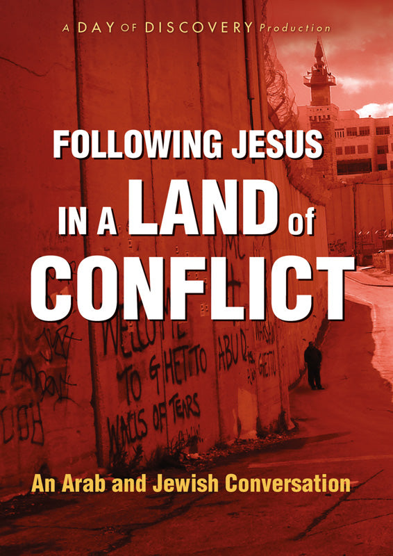 Following Jesus in a Land of Conflict (DVD)