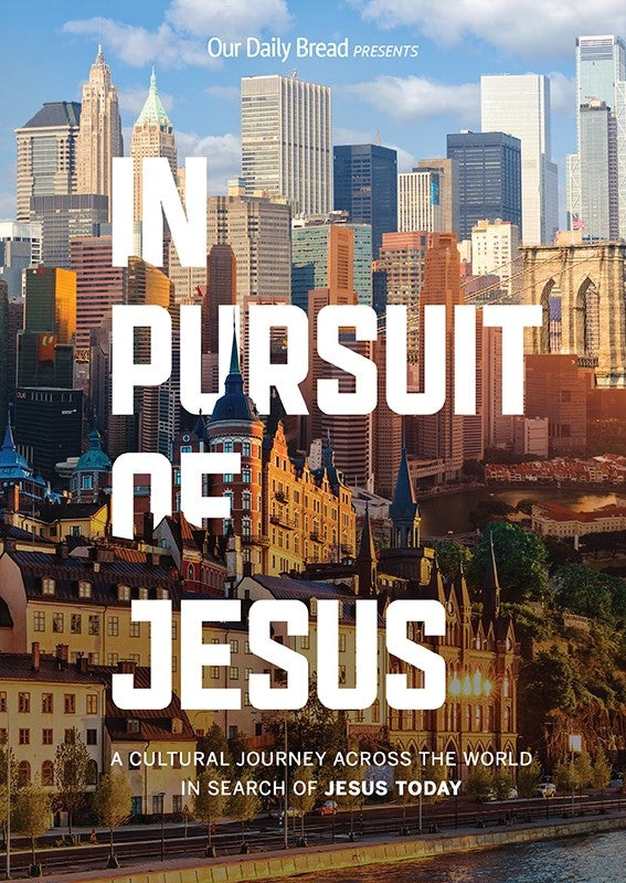 In Pursuit of Jesus (DVD)