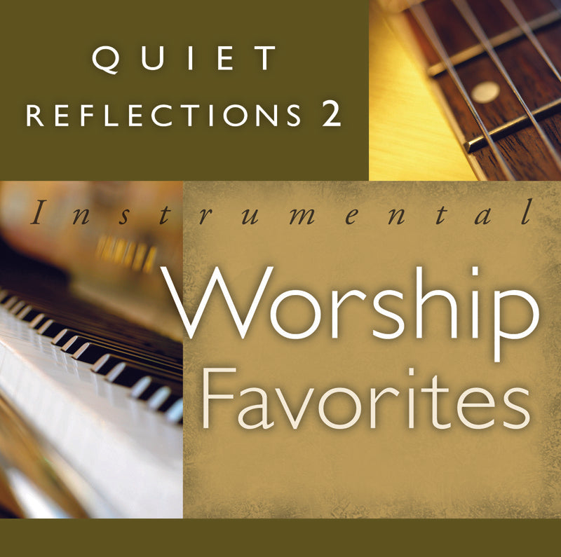 Quiet Reflections 2 (CD)