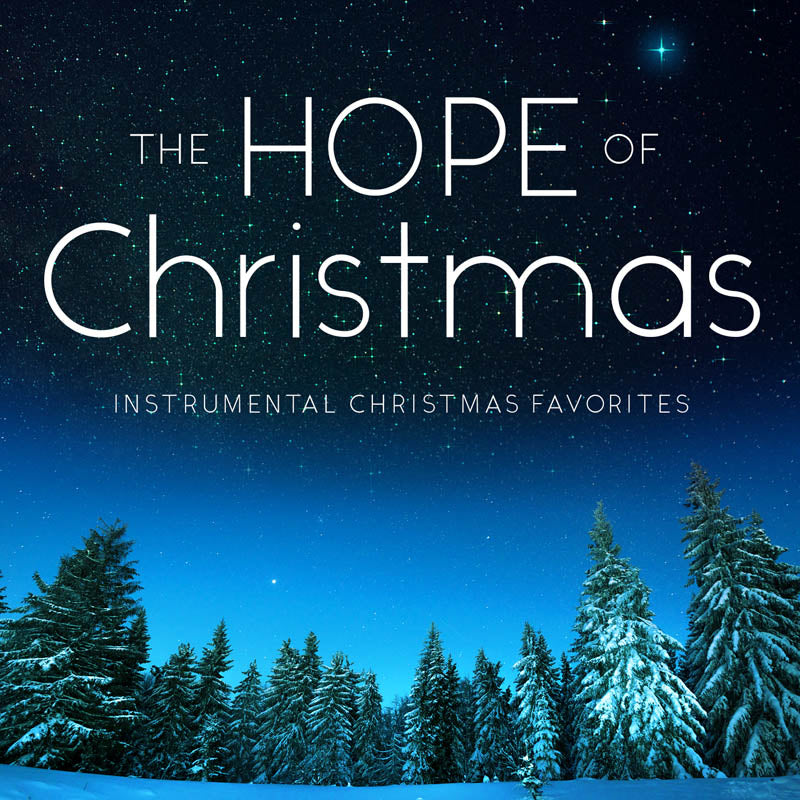 The Hope of Christmas (CD)