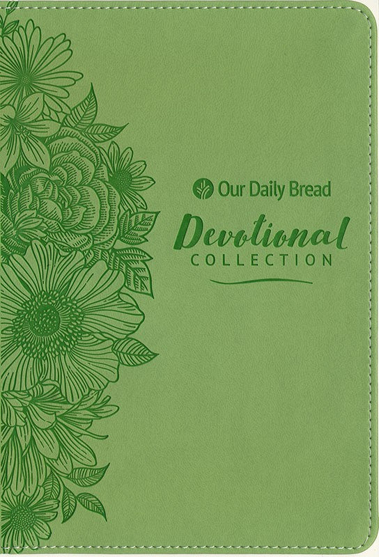 Our Daily Bread Devotional Collection (Spring Green Edition)