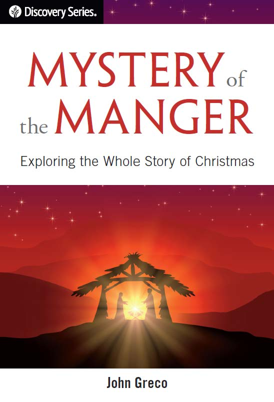 Mystery of the Manger (Large Print Discovery Series Booklet)