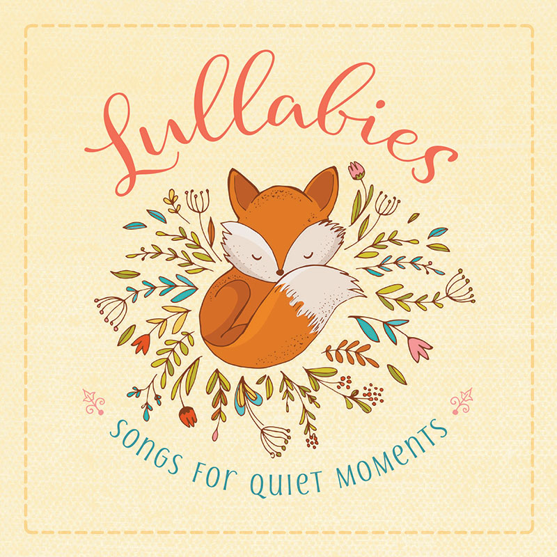 Lullabies: Songs for Quiet Moments (CD)