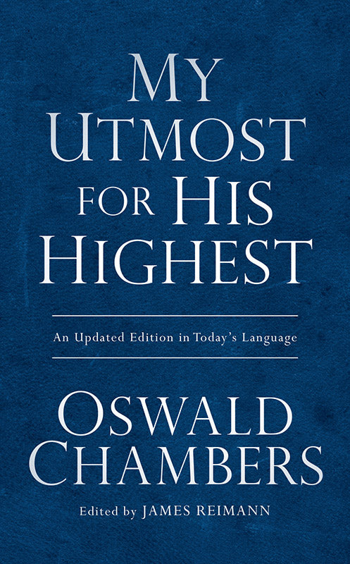 My Utmost for His Highest (Value Edition)