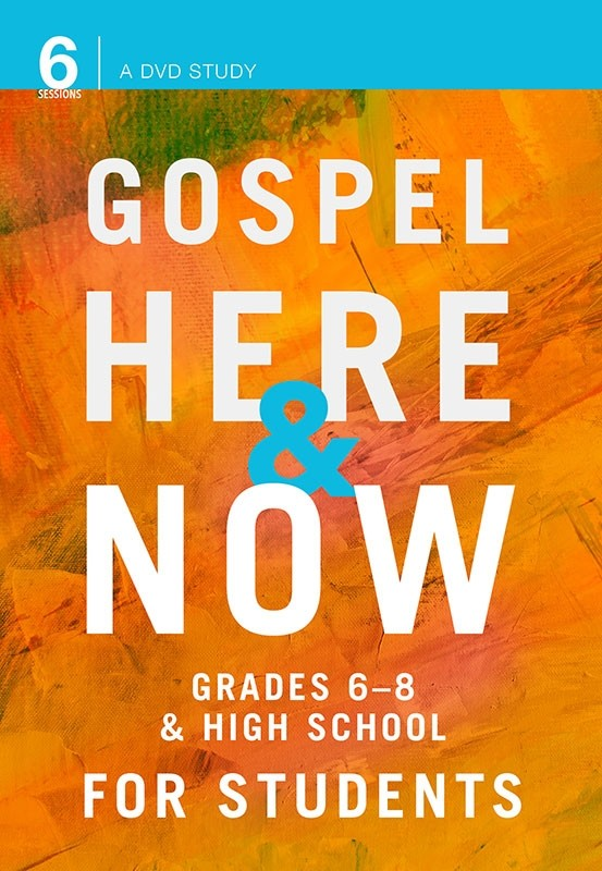 Gospel Here and Now for Kids: for Students (DVD)
