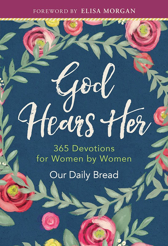 God Hears Her (hardcover)
