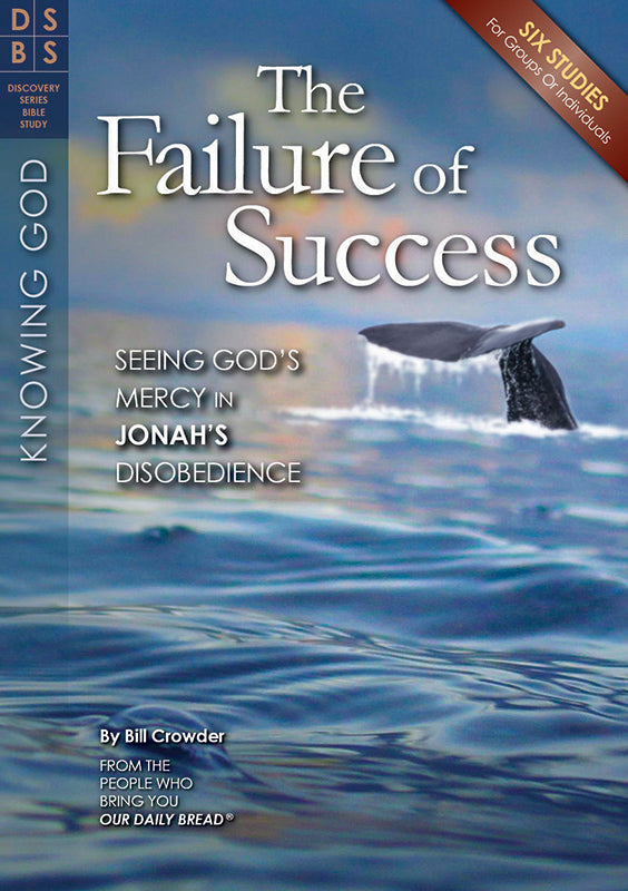 The Failure of Success (Bible Study Guide)