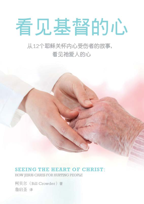Seeing the Heart of Christ: How Jesus Cares for Hurting People (Simplified Chinese)