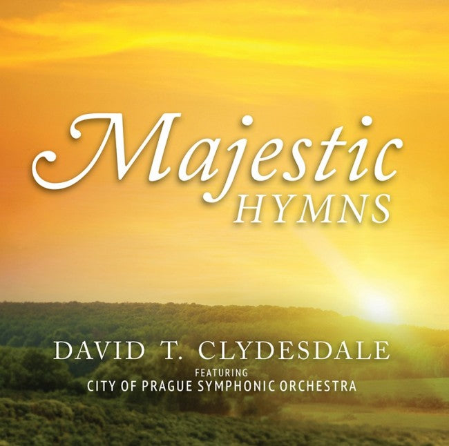 Majestic Hymns (CD)