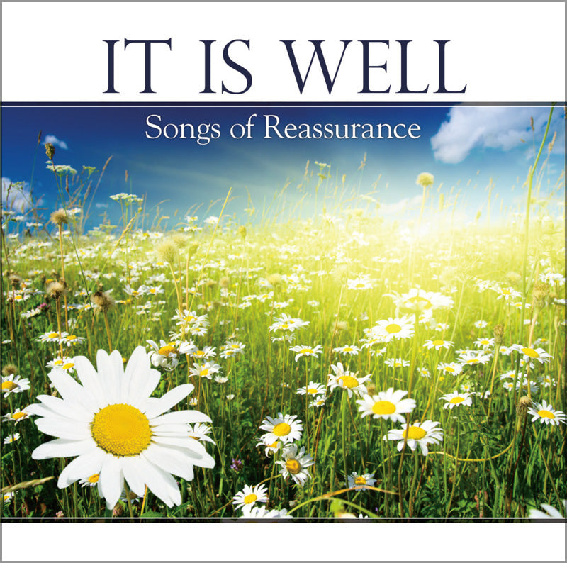 It Is Well (CD)