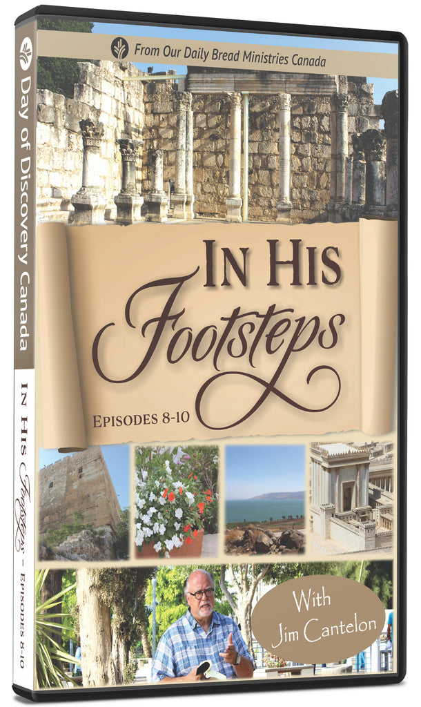 In His Footsteps (Episodes 8-10)