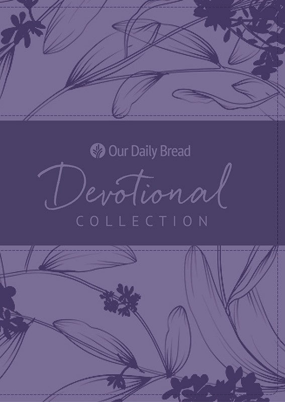 Our Daily Bread Devotional Collection 2019 (Iris Purple)